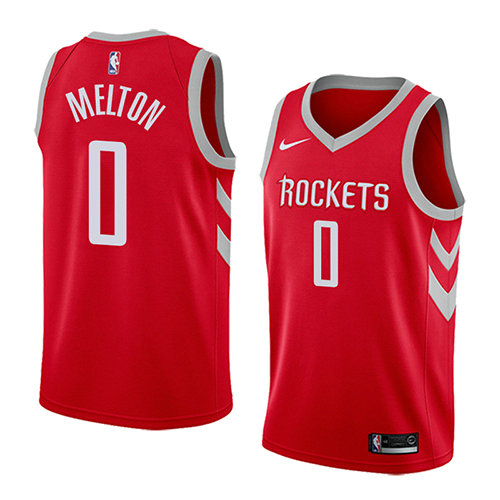 Camiseta De'anthony Melton Houston Rockets Icon 2017-18 Hombre Rojo