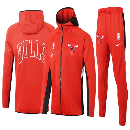 Chandal No Nike Chicago Bulls nba Showtime Hombre Rojo