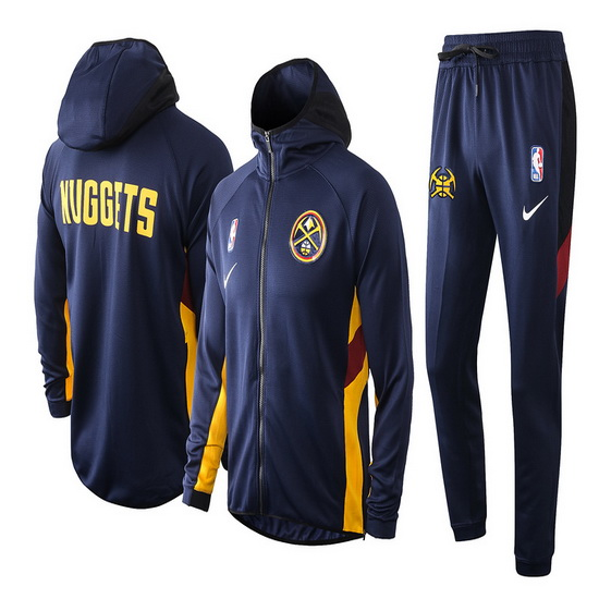 Chandal No Nike Denver Nuggets nba Showtime Hombre Azul Real