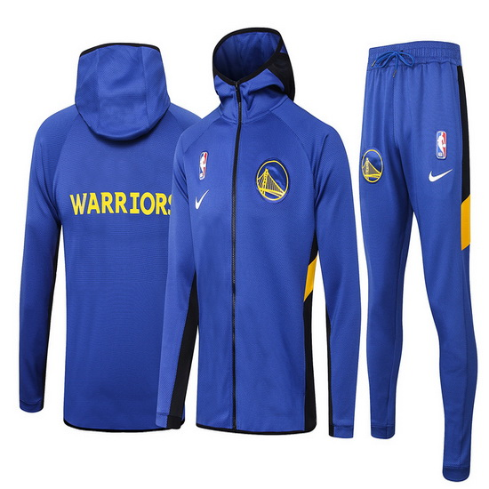 Chandal No Nike Golden State Warriors nba Showtime Hombre Azul