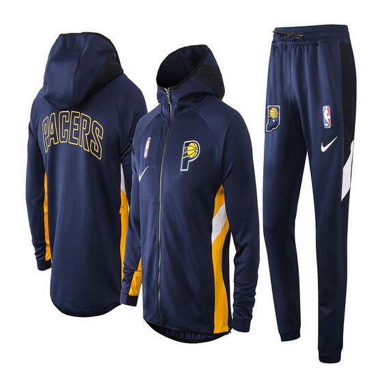 Chandal No Nike Indiana Pacers nba Showtime Hombre Azul